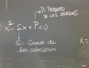 x2-sx+p
